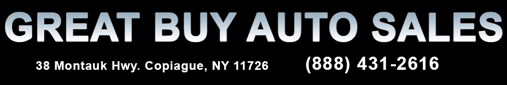 Great Buy Auto Sales