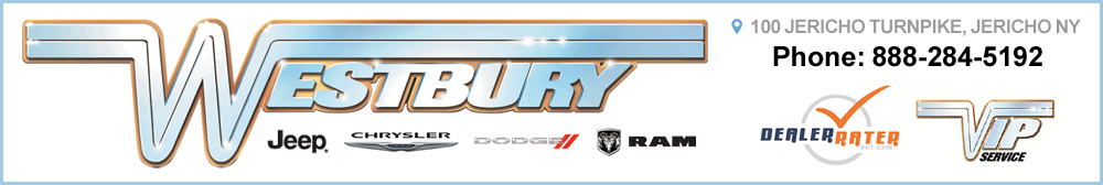 Westbury Jeep Chrysler Dodge
